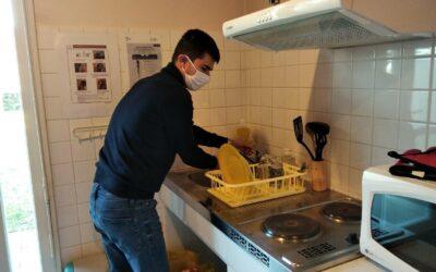 Une expérience en hébergement autonome sur le site de Fleury sur Orne